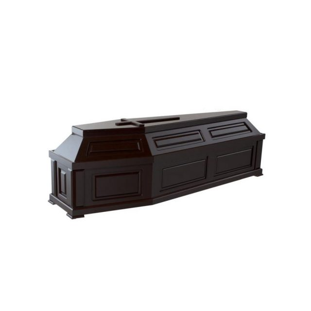 Coffin 45-size Code 501