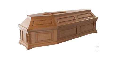 Coffin 45-size Code 502