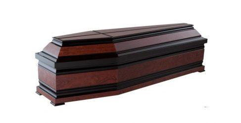 Coffin 45-size Code 503