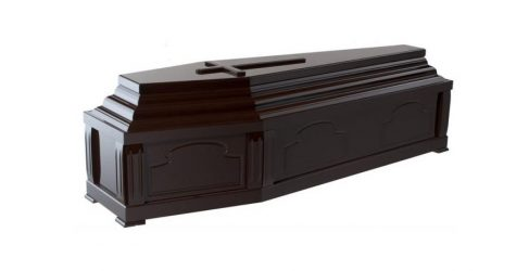 Coffin 45-size Code 505