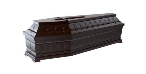 Coffin 45-size Code 603