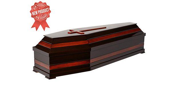 Coffin 35-size rose colour Code 526
